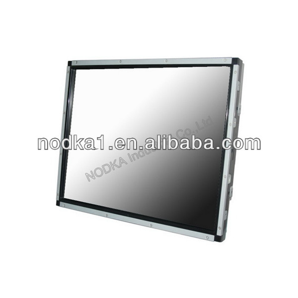 "19""Open frame SAW compatible ELO controller touch Monitor"