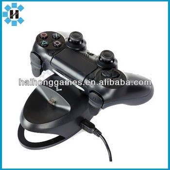 NEW Dual USB Charging Stand for Playstation 4 PS4 Controller