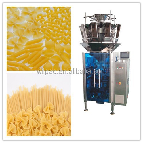 Macaroni/pasta/noodles packing machine with CE standard