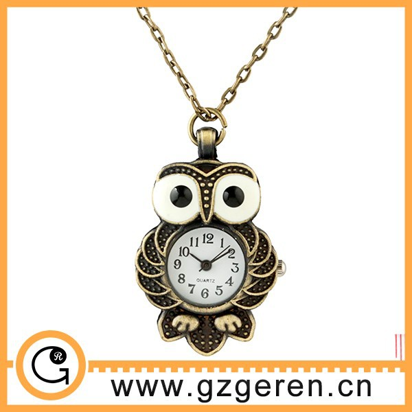 D01293o# Wholesale lead free cartoon antique pocket watch , cheap pocket watch with chain