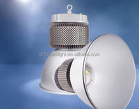 UL Interior 347VAC high bay light with Meanwell driver Bridgelux COB LED high bay lighting 250w 200w 150w