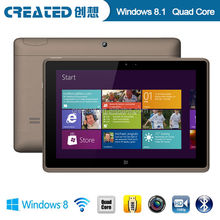 Baytrail-T series cpu 10 inch win 8.1 tablet 3g