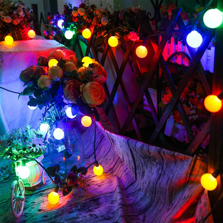 Wholesale UL cUL Indoor Outdoor Holiday Decoration Projector Light, Color Changing String LED Christmas Light