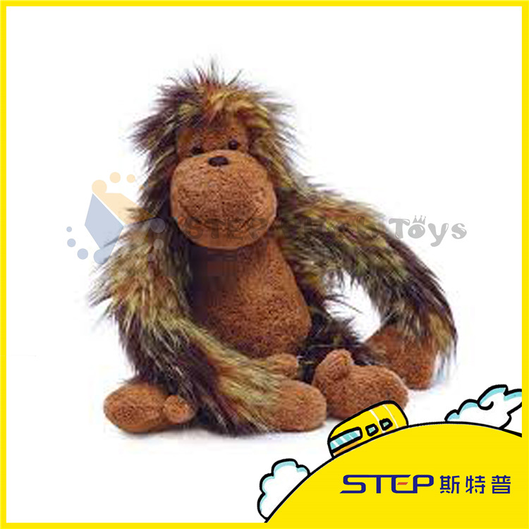 Cute Soft Plush Toy Monkey