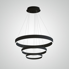 ETL cETL Customized Modern Lighting High quality fashion simple elegant circular or round pendant light led lamp