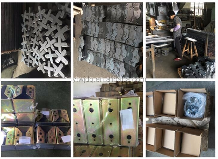 stainless steel angle bracket /galvanized steel bracket