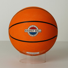 High Quality Cheap Price Natural Rubber Basketball Customed Rubber Basketball
