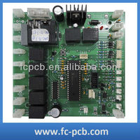 electronic pcb components assembly
