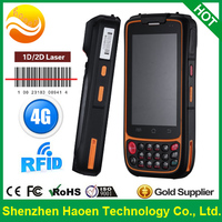 IP65 Rugged Android Mobile PDA Handheld Terminal with Barcode Scanner NFC RFID GPS 4G LTE Rugged Mobile Computer Android