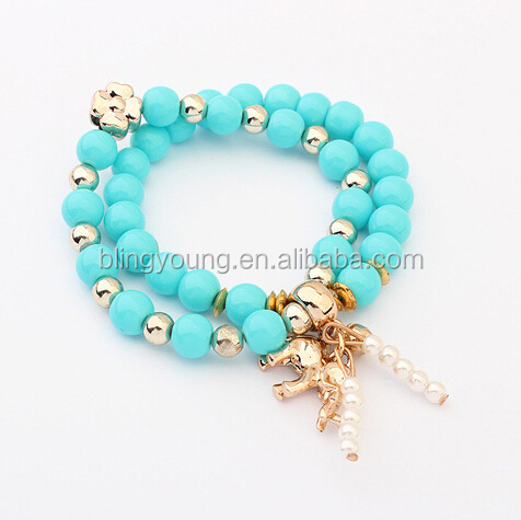 list manufacturers of custom logo bead bracelet buy