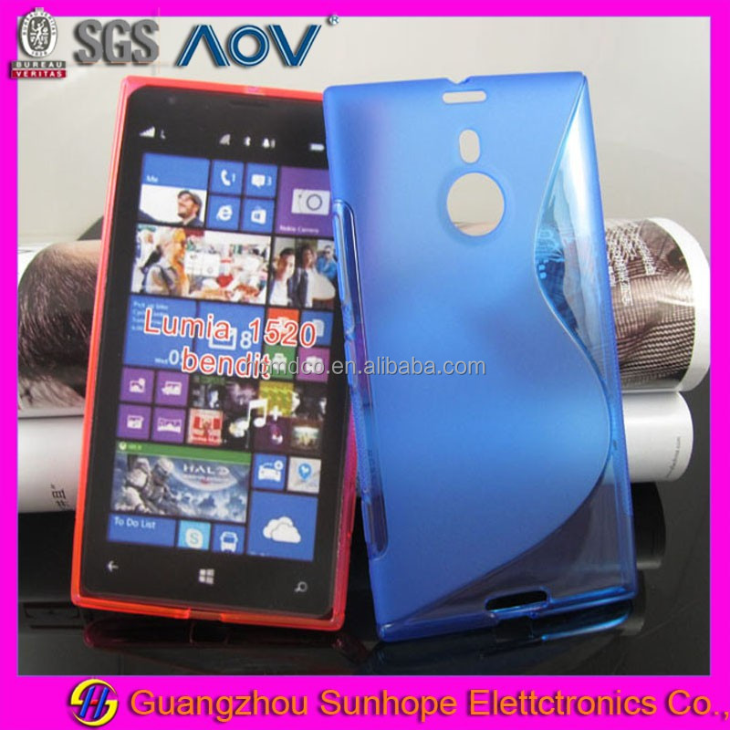 Phone Case For Nokia Lumia 1520/soft Case For Nokia hot selling model
