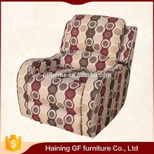 2017 Best Poland fabric Simply Recliner High Quality Raw Materials Sofa