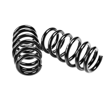 Heavy duty compression car front coil spring, car rear coil springs, car suspension springs