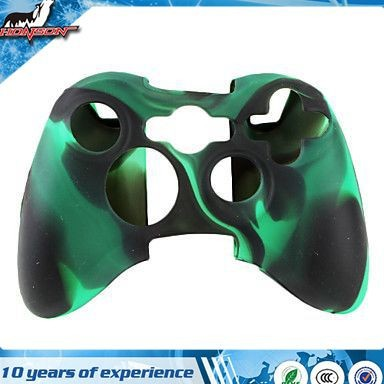 Lovely For Xbox360 Wireless Controller Silicone Case