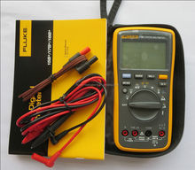 original and brandnew Fluke 17B+ digital multimeter in lowest price, portable diigtal multimeter Fluke 17B+ in stock