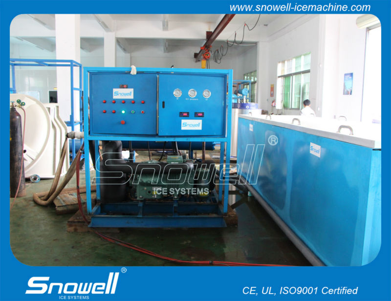 Snowell High Quality Quick Delivery 5T Block Ice Machine with CE Approved for Hot Sale
