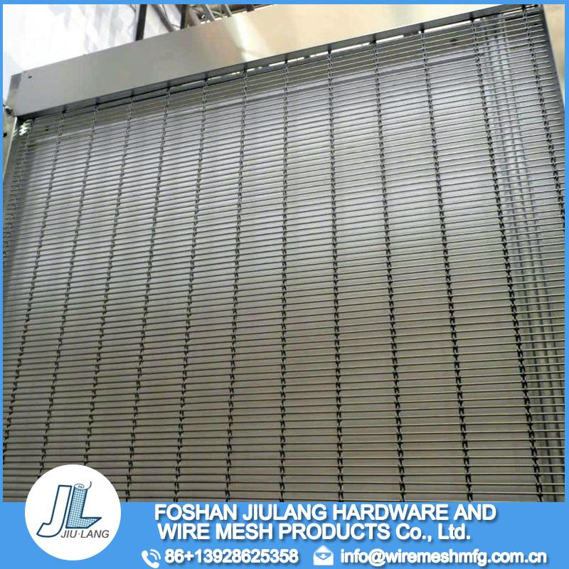 secure galvanized woven radiator cover mesh and decorative grills