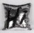 Funny Double colors Sequin pillow cover DIY magic change colors seat cushion