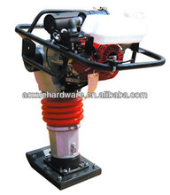 Gasoline tamping rammer machinery for sale