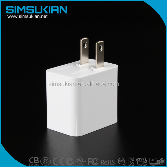 5V 2A usb adapter for apple and ipad