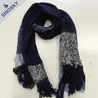 China manufacturer new style very soft silk scarves for dyeing