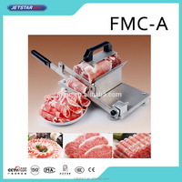 Stainless Steel Professional Frozen Meat Slicer for Pork Belly and Motton Roll