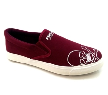Dress Mens Canvas Boat Shoes