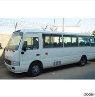 High Quality TOYOTA COASTER B6 ARMORED