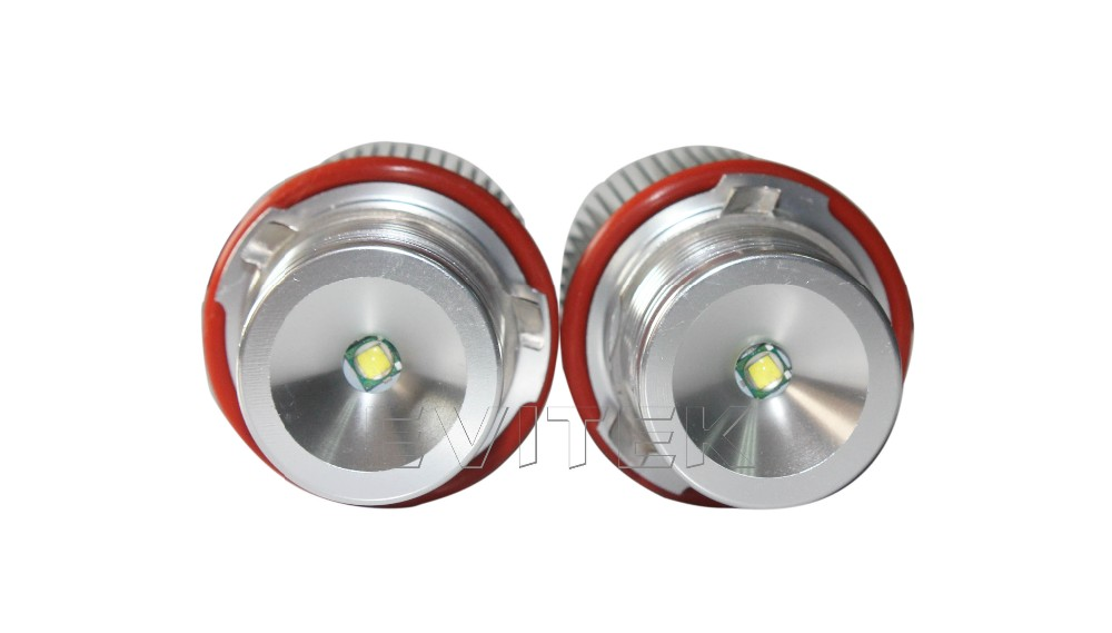 LED faro 10 W marcador llevado para BMW E39 Angel Eyes
