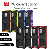 China wholesale Factory price TPU+PC kickstand phone case cover for lenovo K5 note case