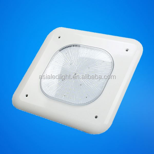 BP/PEMEX 120W LED Canopy Light for Gas Station TUV CE ROHS UL CUL