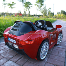 Electric kids car toys Ride on /kids electric cars 24V made in China/rechargeable battery car
