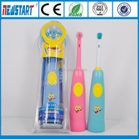 Cartoon music best hot sale electrical rotaring Children toothbrushes, electric toothbrush