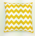 New Geometric Style Knitting Embroidery Pillow Case
