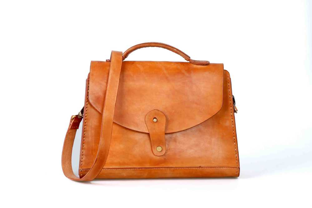 Cheap leather korea fashion ladies handbag from china