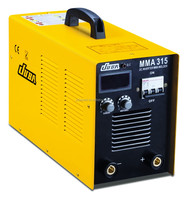 PORTABLE MMA INVERTER WELDING MACHINE 250AMP WELDER THREE PHASE WELDER MMA-250