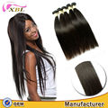 "Overnight Shipping 22"" Brazilian Straight Hair Vendors Cuticle Aligned Young Healthy Virgin Human Hair Extensions"