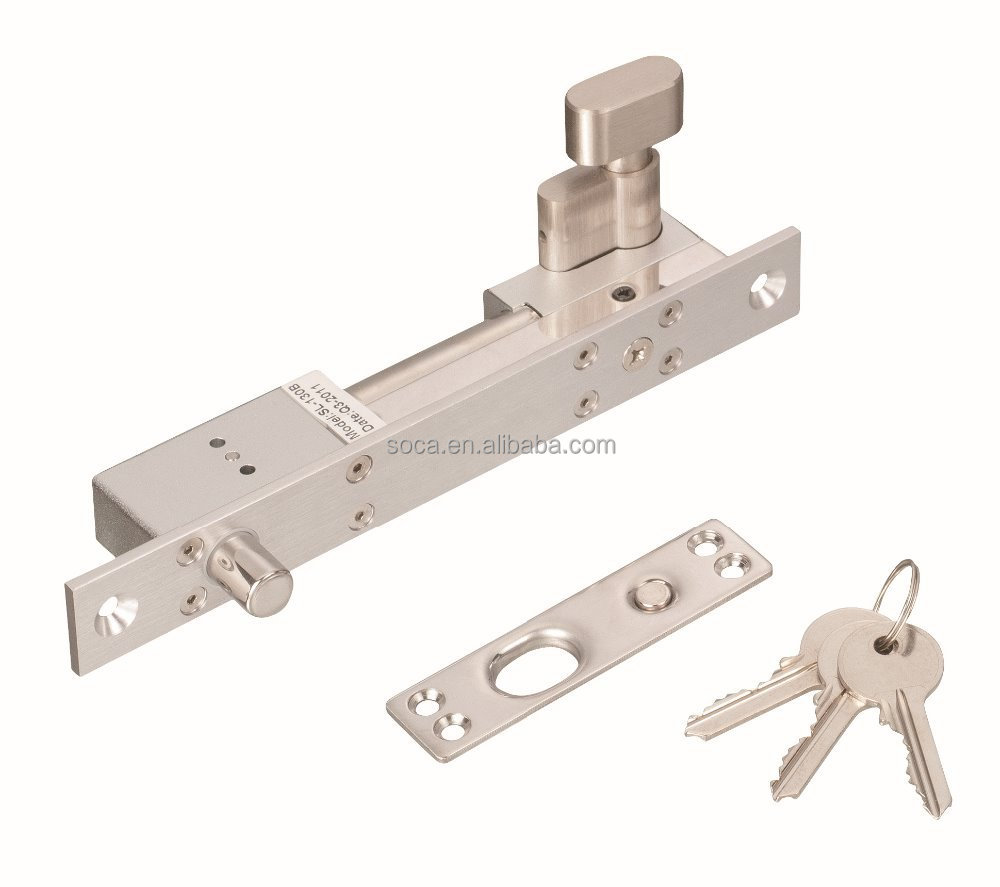 Electric mortise dead bolt lock