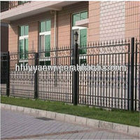 galvanized sheet metal farm gates fence panels for courtyard (factory)