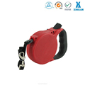 XA-2004 wholesale classic solid color blister package retractable dog leash customized