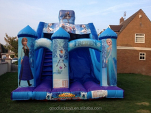 jumping castle/ christmas castle inflatable stand up playsets /inflatable castle /inflatable bouncer
