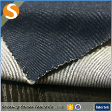 Top grade cotton polyester cheap jeans denim fabric for garment