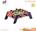 Best selling toys 2017wood four bar mini football football table soccer board table game toy