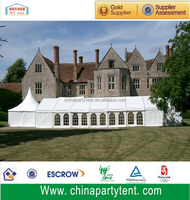Aluminum frame wedding marquee tent for outdoor ceremony celebration festival event
