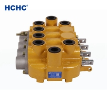 exporter of hydraulic directional control valves DLT3A for harvest machinery