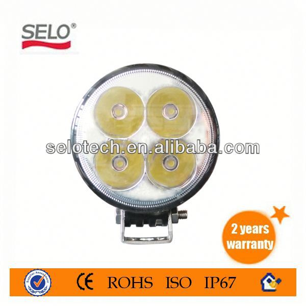 cree led working light auto lamp moto off road