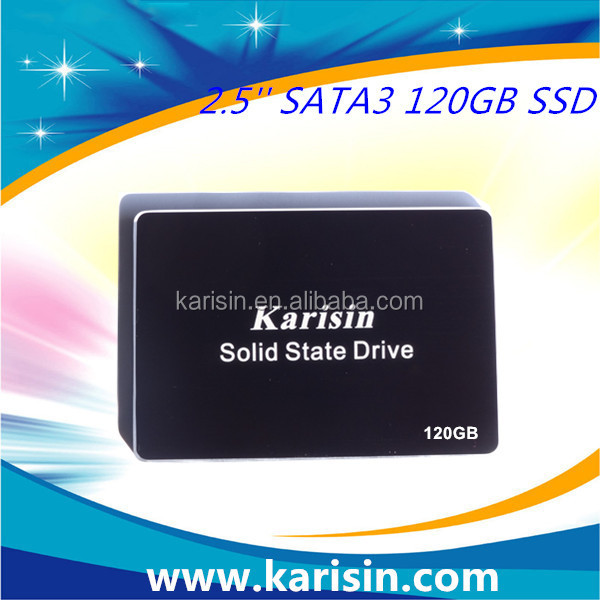 Karisin ssds 70mm 2.5'' sata3 ssd 120 gb hd ssd drives internal fc hdd for laptop & desktop
