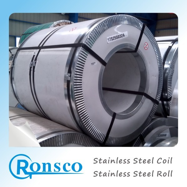 201 Hot Rolled Stainless Steel Sheet in Coil No.1 surface Finish