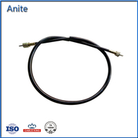 Cheap Price Wholesale Motorcycle Speedometer Cable Control Cables Parts For HONDA C70