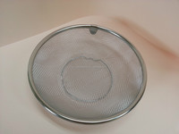 Kitchen Basket with stainless wire mesh (Best gift for cooker lover) (Made in Korea)